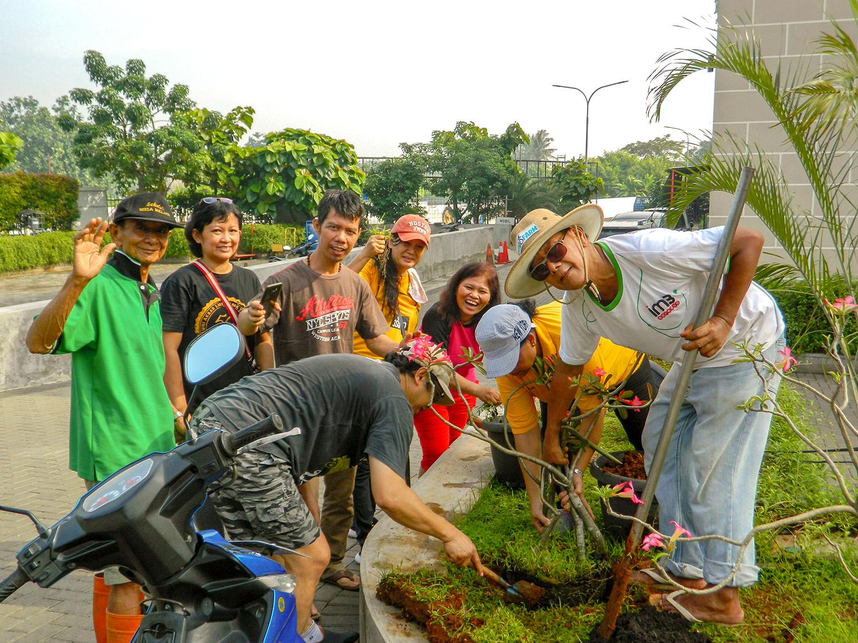 Cinta Gereja, Cinta Lingkungan