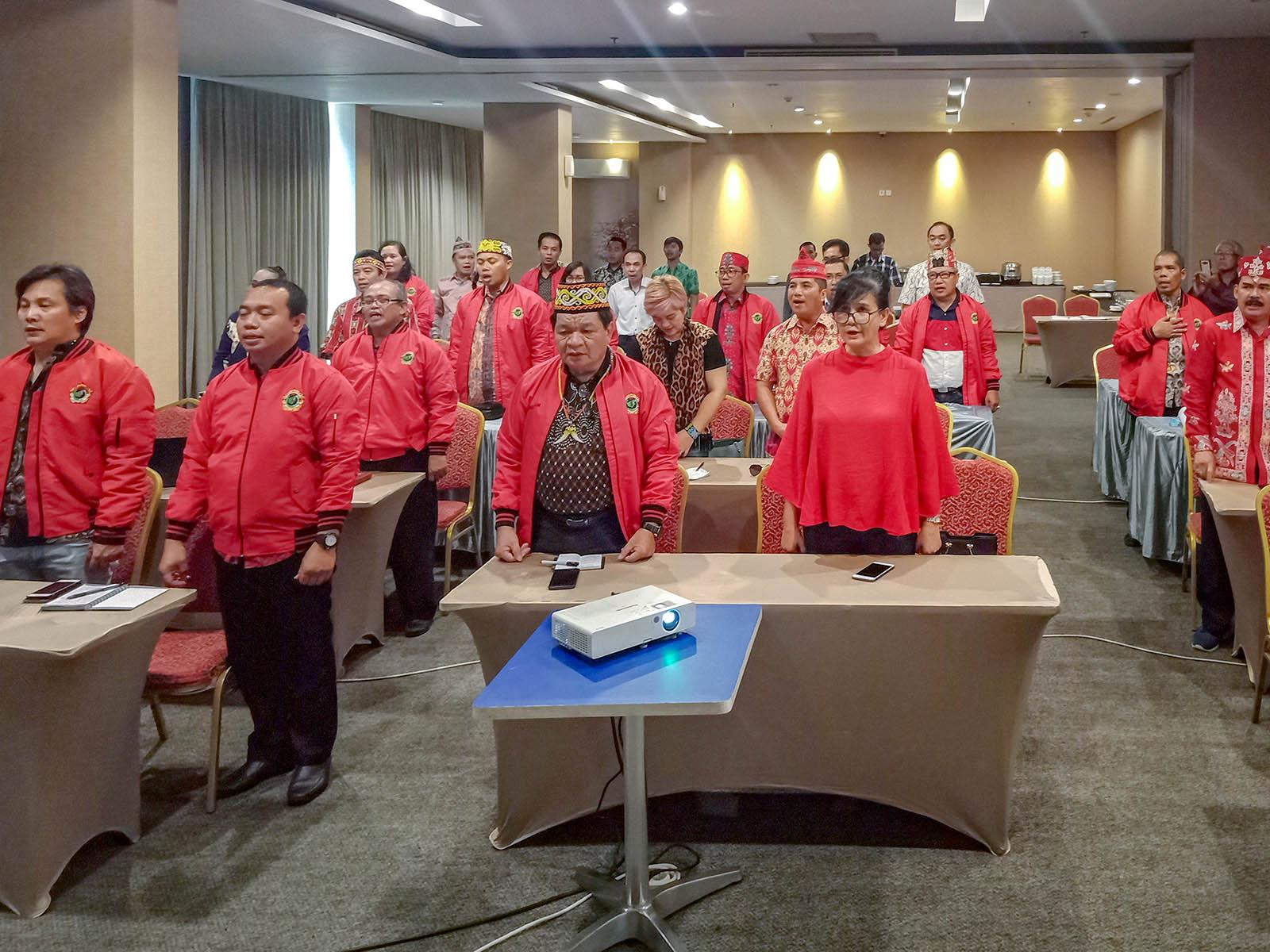 Ibukota di Kalimantan, Orang Dayak Harus Ada di Kabinet