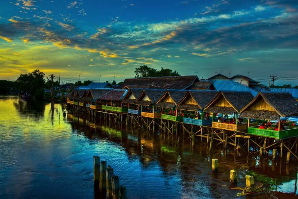 A letter to the Dayak tribes of Kalimantan