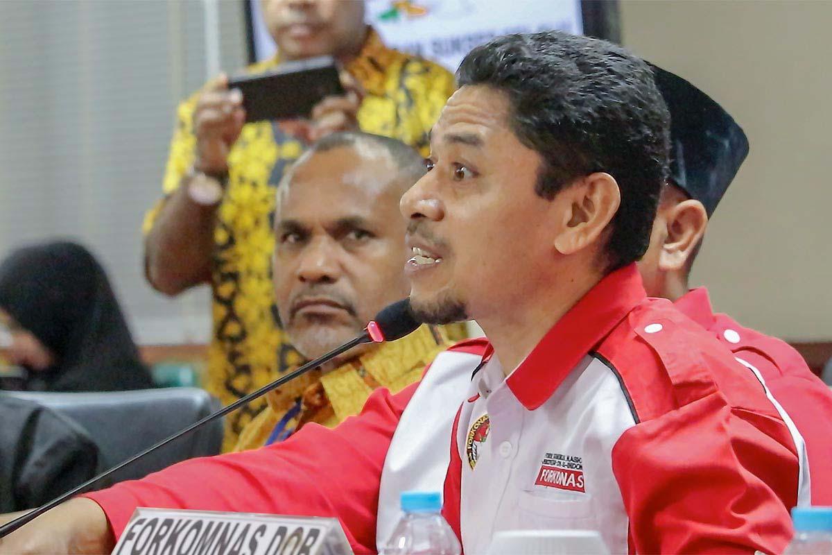 FORKONAS CDOB Se – Indonesia Terus Berjuang untuk Pemekaran